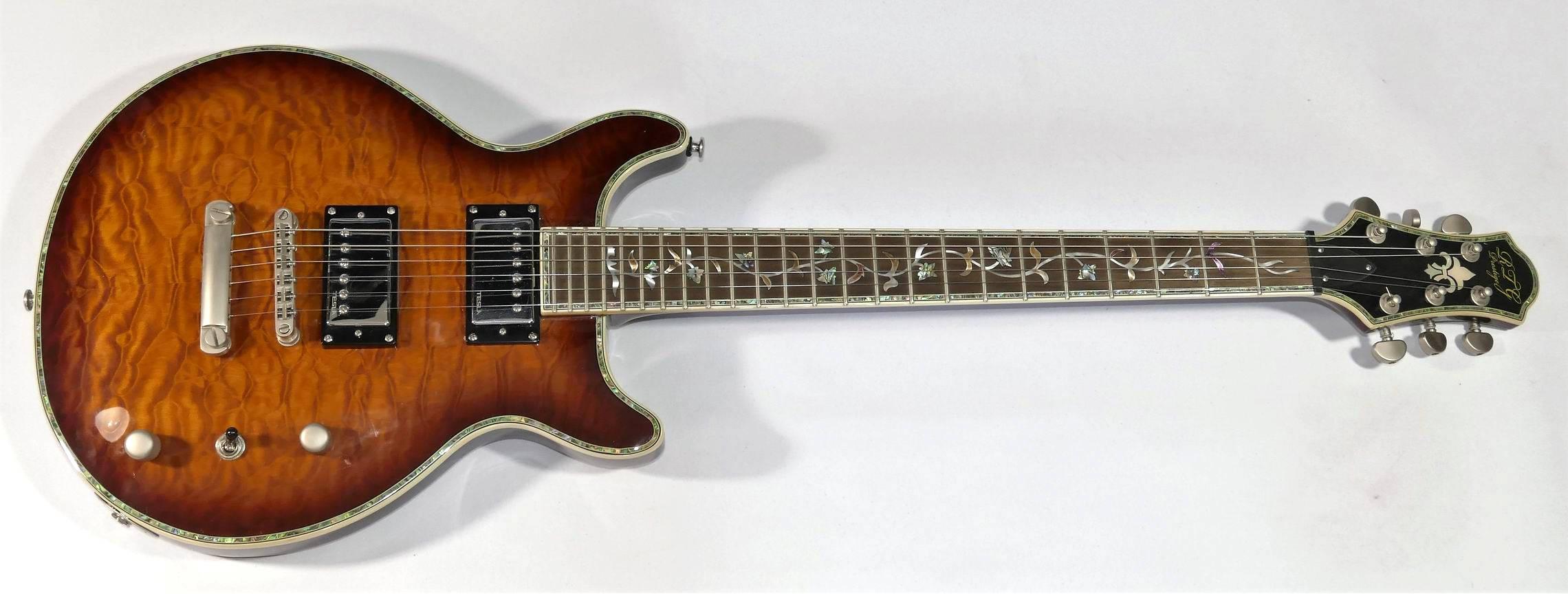 E-Gitarre RTG Prestige Custom Ltd