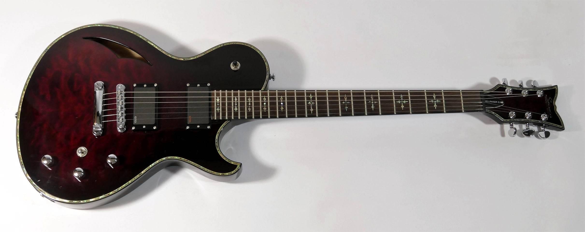 E-Gitarre SCHECTER Hellraiser Solo 6 e/a