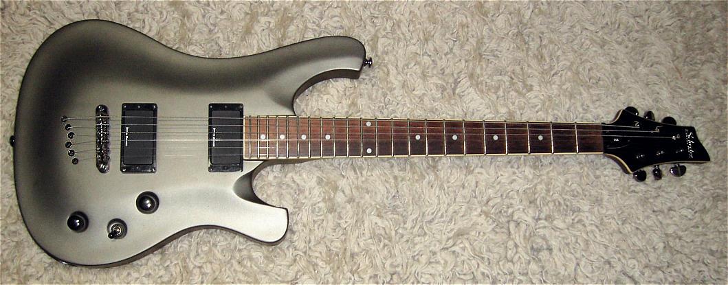 E-Gitarre SCHECTER Diamond 006