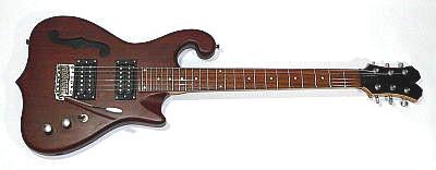 E-Gitarre SANTANA Braziliain