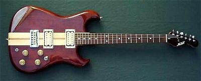 E-Gitarre SOLTON