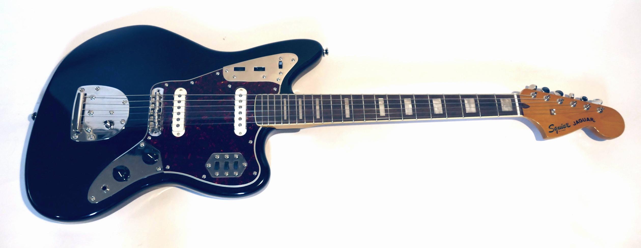 E-Gitarre SQUIER Jaguar