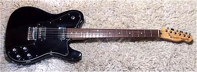 E-Gitarre SQUIER Telecaster Custom