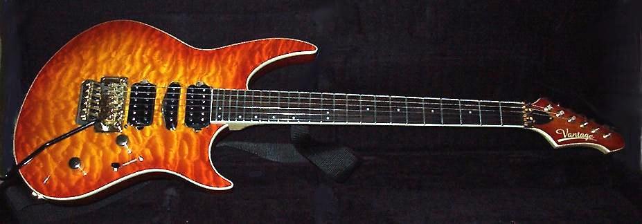 E-Gitarre VANTAGE