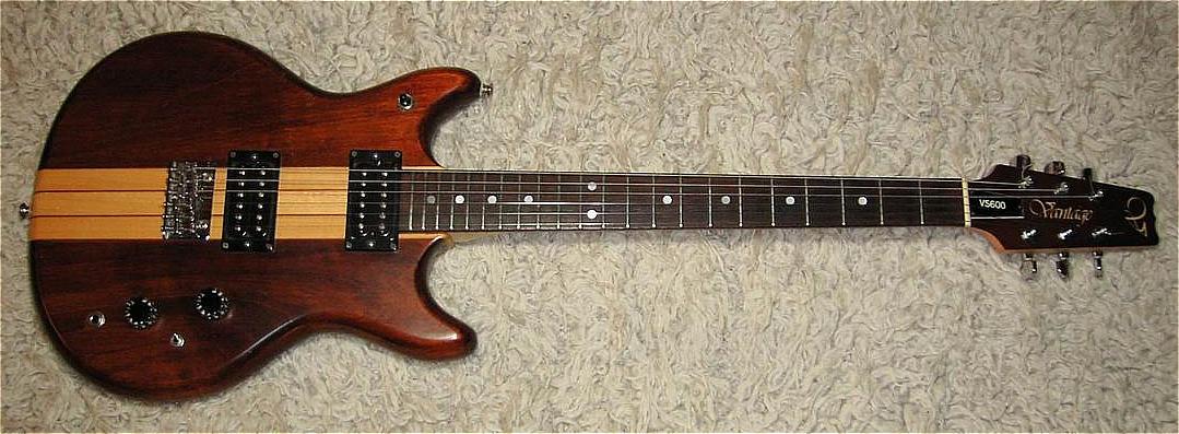 E-Gitarre VANTAGE VS-600