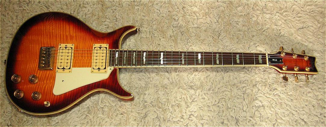 E-Gitarre WASHBURN Wing SB-30