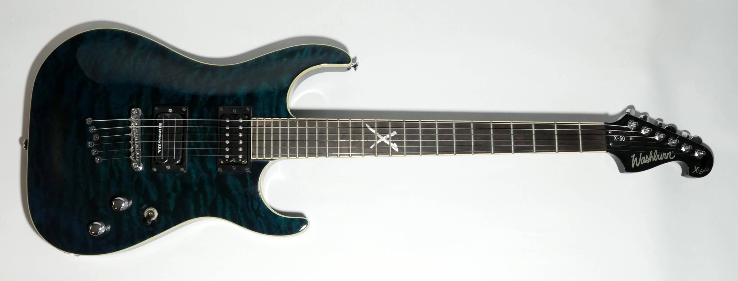 E-Gitarre WASHBURN X-50 Pro