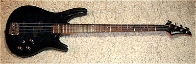 E-Bass WASHBURN XS-4 YBL