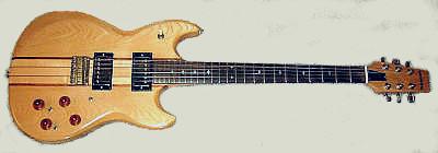 E-Gitarre WESTONE Thunder Custom
