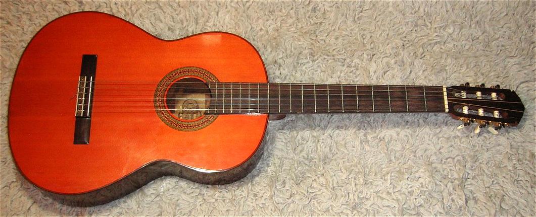 Konzertgitarre YAMAHA G180-A, gebraucht