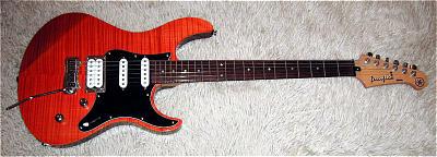 E-Gitarre YAMAHA Pacifica 612V