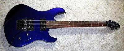 gebrauchte E-Gitarre YAMAHA RGX 220 DZ