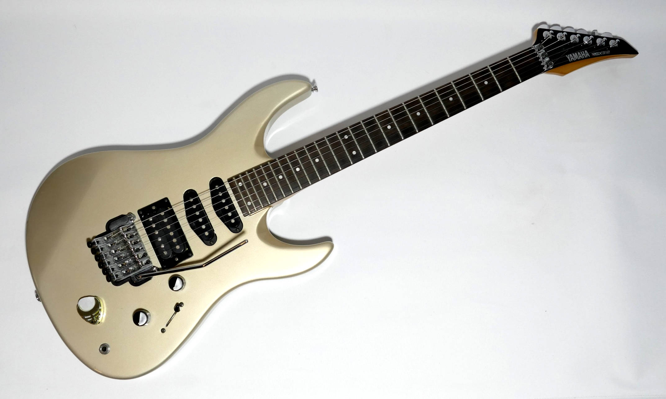 Yamaha Left Handed Electric Guitar