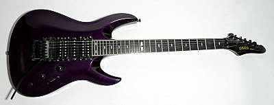 E-Gitarre YAMAHA RGX Custom