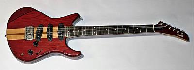 E-Gitarre YAMAHA Sc600, gebraucht