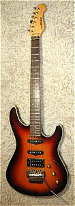 E-Gitarre YAMAHA SE812 - www.gitarrenfundgrube.de