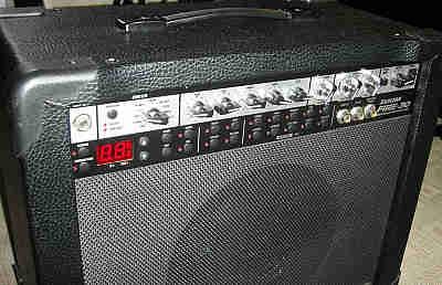 Gitarrenverstärker ZOOM Fire 30
