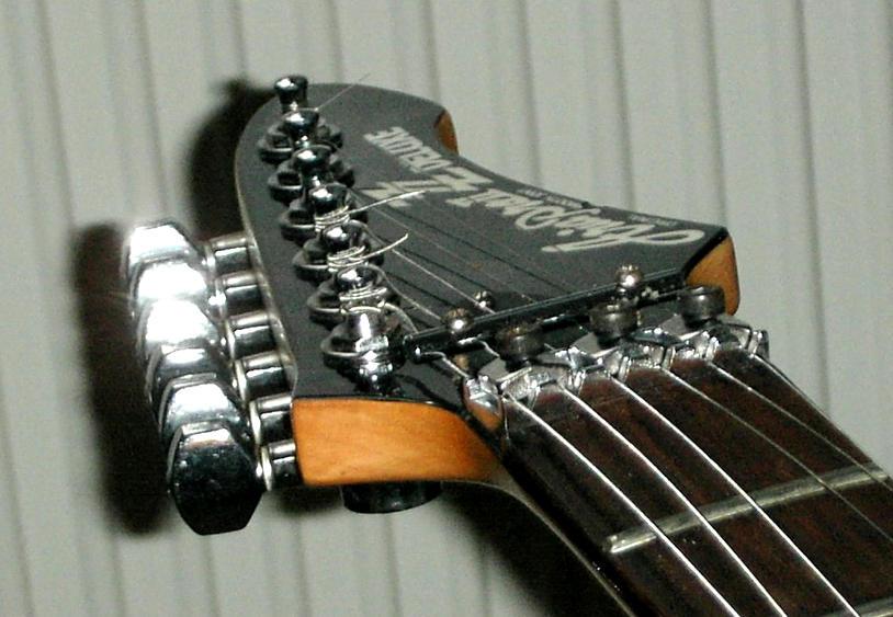 Tonabnehmer-Splitting - Locking-Sattel